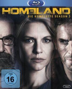 Homeland – Season 3 [Blu-ray]