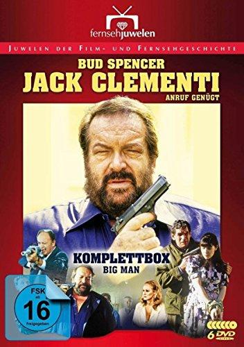 Jack Clementi, Anruf genügt - Komplettbox (Fernsehjuwelen) [6 DVDs]