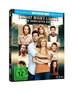 Friday Night Lights – Die komplette Serie – Mediabook (SD on Blu-ray) [Limited Edition]