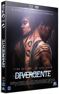 Divergente [Blu-ray] [FR Import]