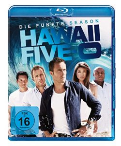 Hawaii Five-0 – Season 5 [Blu-ray]