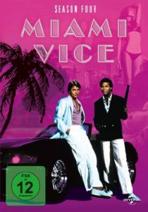 Miami Vice – Season 4 [6 DVDs]