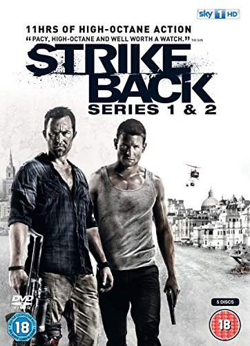Strike Back - Series 1 And 2 [UK Import]