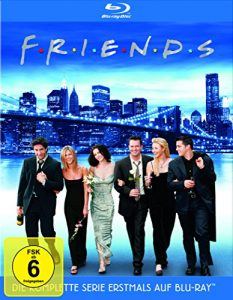 Friends – Die komplette Serie [Blu-ray]