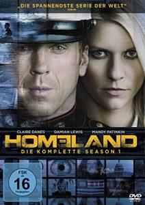 Homeland – Die komplette Season 1 [4 DVDs]