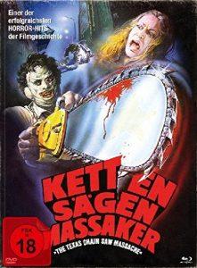 Texas Chainsaw Massacre – Kettensägen Massaker – Mediabook/Limitiert auf 1000 Stück (+ DVD + Bonus-Blu-ray)
