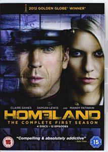 Homeland – Season 1 [4 DVDs] [UK Import]