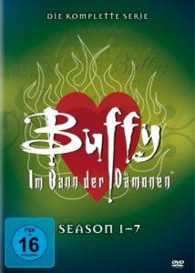 Buffy – Im Bann der Dämonen: Season 1-7 [39 DVDs]