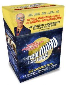 Hinterm Mond gleich Links – Die Komplettbox mit 139 Folgen auf 24 DVDs (Cigarette Box mit Episodenguide und Puzzle-Poster aus den Karton-Sleeves / limitiert)