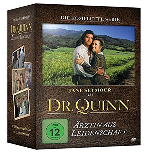 Dr. Quinn - Ärztin aus Leidenschaft: Die komplette Serie (37 DVDs)