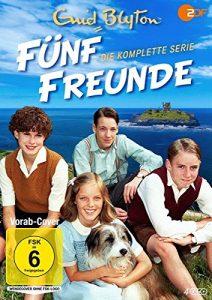 Enid Blyton: Fünf Freunde – Die komplette Serie (4 DVDs)