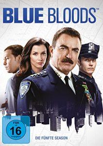 Blue Bloods – Die fünfte Season [6 DVDs]