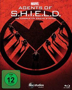 Marvel's Agents of S.H.I.E.L.D. – Staffel 2 [Blu-ray]