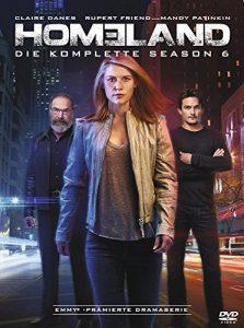 Homeland – Die komplette Season 6 [4 DVDs]