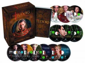 Die Tudors – die komplette Serie [13 DVDs]
