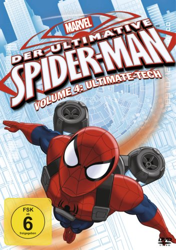 Der ultimative Spider-Man, Vol. 4: Ultimate Tech