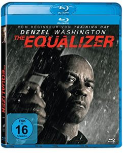The Equalizer – 2 Disc inkl. Bonus – Erstauflage [Blu-ray]