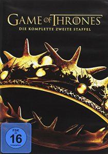 Game of Thrones – Die komplette zweite Staffel [5 DVDs]