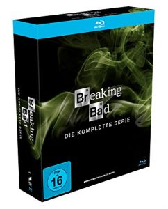 Breaking Bad – Die komplette Serie [Blu-ray]