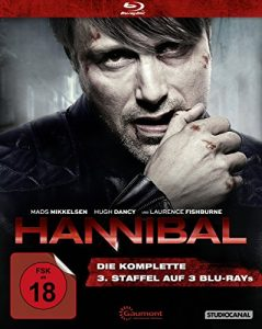Hannibal – Staffel 3 [Blu-ray]