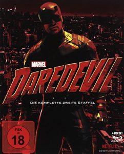 Marvel's Daredevil – Die komplette 2. Staffel [Blu-ray]