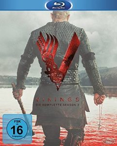 Vikings – Season 3 [Blu-ray]