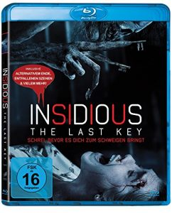 Insidious – The Last Key [Blu-ray]