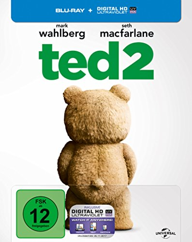Ted 2 (Steelbook) [Limited Edition] [Blu-ray]