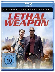 Lethal Weapon – Die komplette 1. Staffel [Blu-ray]