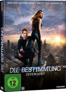 Die Bestimmung – Divergent (Single Disc) [DVD]