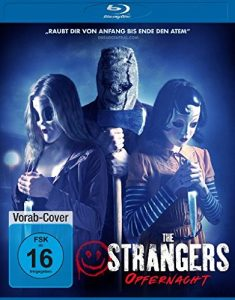 The Strangers – Opfernacht [Blu-ray]