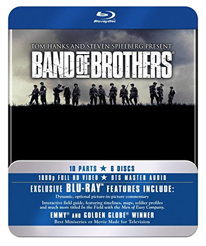 Band of Brothers (Metall-Box) [6 Blu-rays] [UK Import]