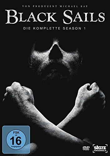 Black Sails - Season 1 [3 DVDs]