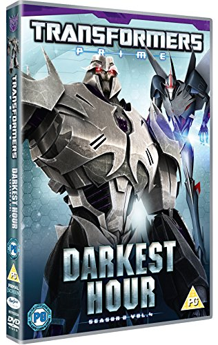 Transformers - Prime: Season Two - Darkest Hour [DVD] [UK Import]