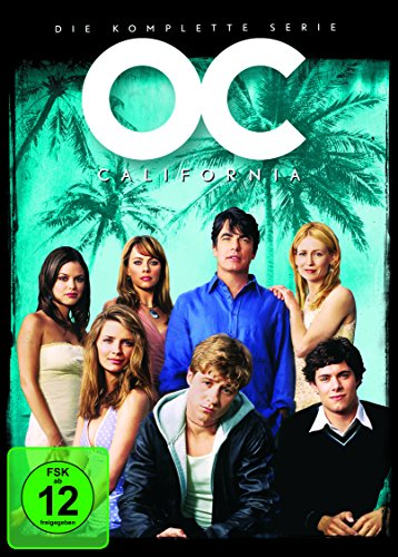 O.C. California - Die komplette Serie (Staffel 1-4) (exklusiv bei Amazon.de) [Limited Edition] [26 DVDs]