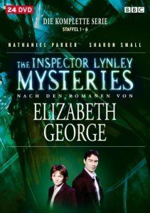 The Inspector Lynley Mysteries – Die komplette Serie [24 DVDs]