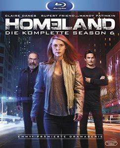 Homeland – Season 6 [Blu-ray]
