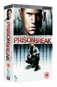 Prison Break [UMD Mini for PSP]