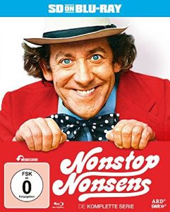 Nonstop Nonsens: Die komplette Serie (SD on Blu-ray) [Blu-ray]