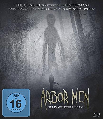 Arbor Men - Eine dämonische Legende [Blu-ray]