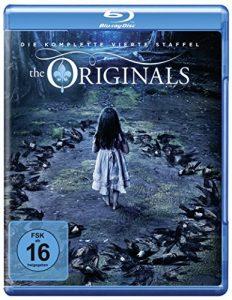 The Originals: Die komplette 4. Staffel [Blu-ray]