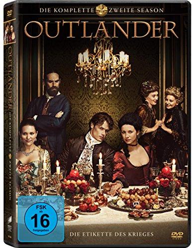 Outlander - Die komplette zweite Season [6 DVDs]