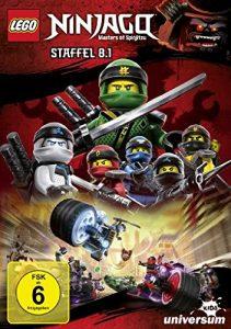 Lego Ninjago – Staffel 8.1