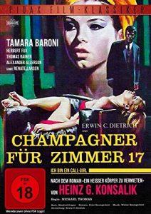 """Heinz G. Konsalik: Champagner für Zimmer 17 – Verfilmung des Bestsellers """"Ein heißer Körper zu vermieten"""" (Pidax Film-Klassiker)"""