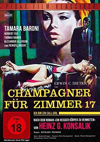 Heinz G. Konsalik: Champagner für Zimmer 17 - Verfilmung des Bestsellers