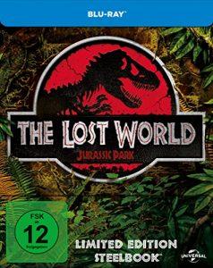 Jurassic Park 2 – Vergessene Welt – Steelbook [Blu-ray] [Limited Edition]