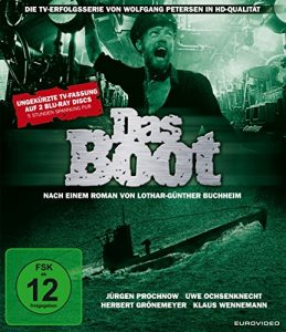 Das Boot – TV-Fassung/Ungekürzte Fassung [Blu-ray]