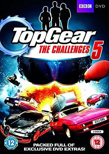 Top Gear - The Challenges 5 [2 DVDs] [UK Import]
