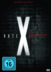 Akte X – Season 1-9 (53 Discs)