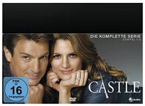 Castle – Die komplette Serie (Limited Edition, 45 Discs)